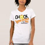 MS Chick Gone Orange 2 T-shirt