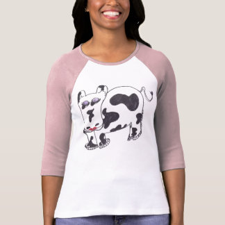 Ms. Cow T-Shirt