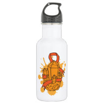 MS Crystal Stainless Steel Water Bottle