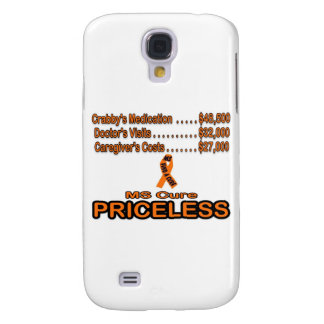 MS CURE PRICELESS ITEM SAMSUNG GALAXY S4 CASE