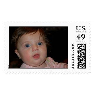 Ms. Dakota Mae Postage Stamp