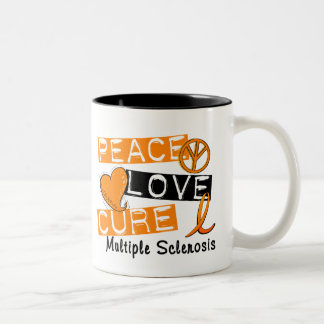 Ms de la esclerosis múltiple de la curación del am tazas de café