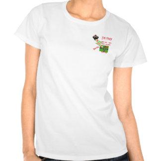 Ms de las señoras PEGADO Camisetas