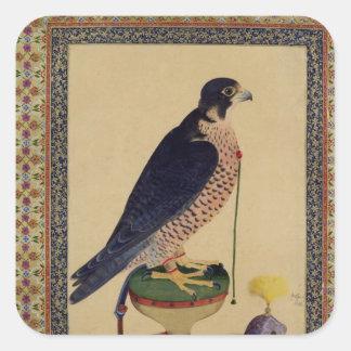 Ms E-14 Falcon, from a Moraqqa Square Sticker