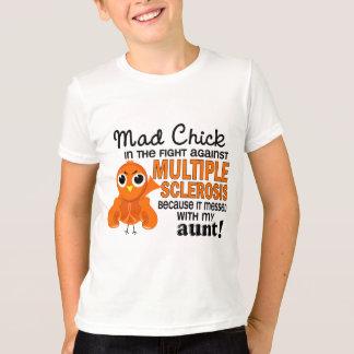 Ms enojado de la tía esclerosis múltiple del polera