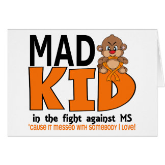 Ms enojado del niño felicitaciones
