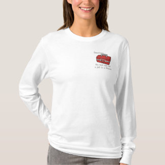 Ms Fixit Embroidered Long Sleeve T-Shirt