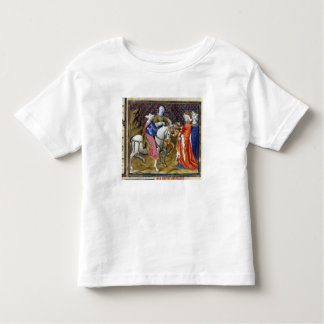 Ms Fr. 120 The Lady of the Lake Meeting Guinevere, Toddler T-shirt