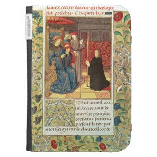 Ms Fr.2679 f.377 Jacques Coeur (c.1395-1456) del a