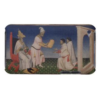 Ms Fr 2810 f.3v Kublai Khan (1214-94) que da su g iPod Case-Mate Carcasas