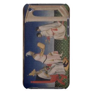 Ms Fr 2810 f.3v Kublai Khan (1214-94) que da su g iPod Case-Mate Funda