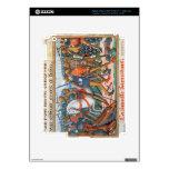 Ms Fr 5054 f.11 la batalla de Agincourt, 1415, par iPad 3 Skin