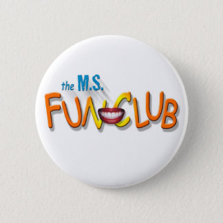 MS Fun Club Crest button