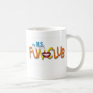 MS Fun Club Crest mug