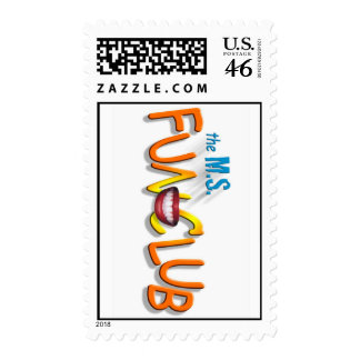 MS Fun Club stamp design 1