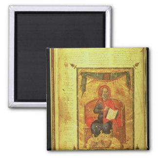 Ms Grec 2144 fol.10v Hippocrates Magnet