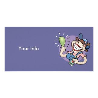 Ms. Greenthum Card