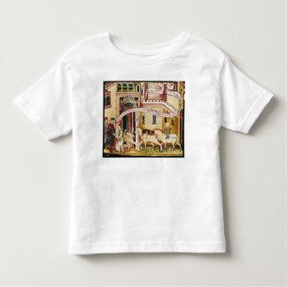Ms H.V-5 Taxing los comerciantes T-shirt