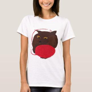 Ms Havana Brown Cat T-Shirt