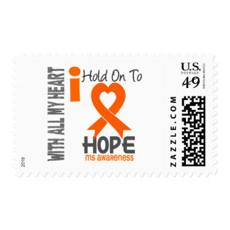 MS I Hold On To Hope Stamp