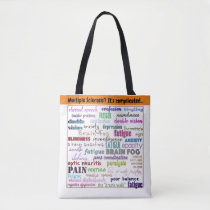 MS? It's complicated... Tote Bag