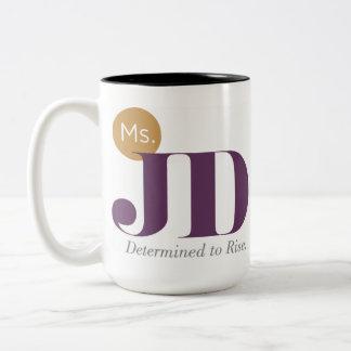 Ms. JD Mug