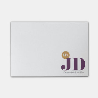 Ms. JD Post-Its Post-it® Notes