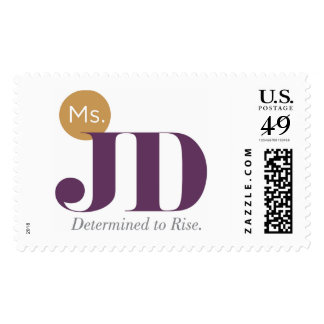 Ms. JD Postage Stamps