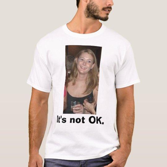 Ms. Jessica Morrow T-Shirt