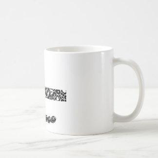 MS. KIYAH, TAKIYAH CLASSIC WHITE COFFEE MUG