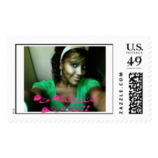 Ms. Kristin Walker!! Stamp