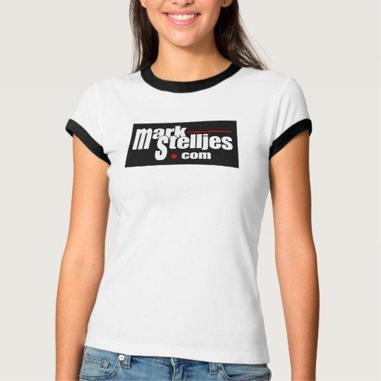 MS Ladies Ringer T-Shirt