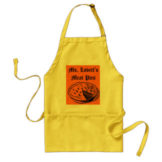Ms. Lovett's Meat Pies Aprons
