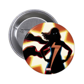 Ms. Marvel Comic #2 Button