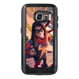 Ms. Marvel Comic #2 Variant OtterBox Samsung Galaxy S7 Case