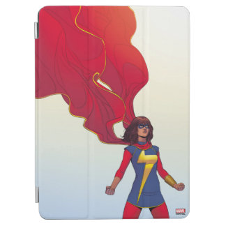 Ms. Marvel Comic #3 iPad Air Cover