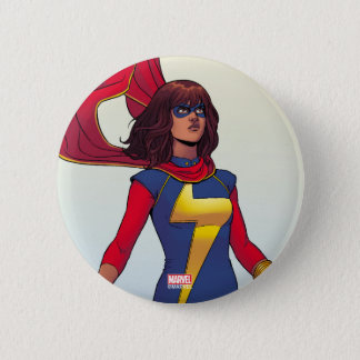 Ms. Marvel Comic #3 Pinback Button