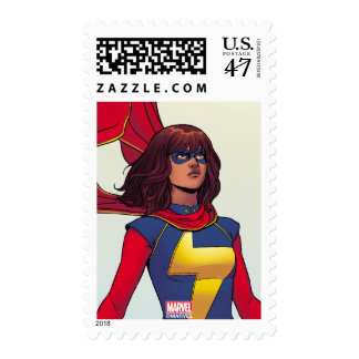 Ms. Marvel Comic #3 Postage