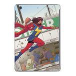 Ms. Marvel Comic #4 iPad Mini Covers