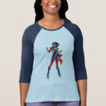 Ms. Marvel Comic Cover #1 Variant Tee Shirts