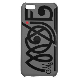 Ms. Moxie iPhone Case iPhone 5C Cases