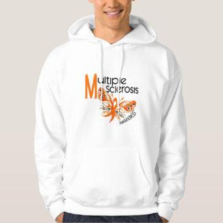 MS Multiple Sclerosis BUTTERFLY 3.1 Hoodie