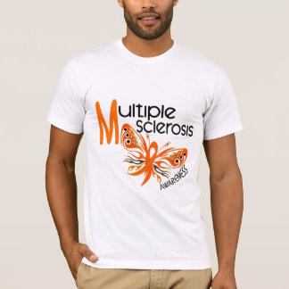 MS Multiple Sclerosis BUTTERFLY 3.1 T-Shirt