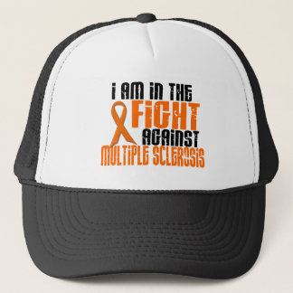 MS Multiple Sclerosis IN THE FIGHT 1 Trucker Hat