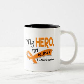 MS Multiple Sclerosis MY HERO, MY AUNT 42 Mug