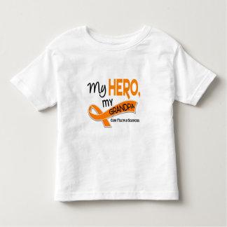 MS Multiple Sclerosis MY HERO MY GRANDPA 42 Toddler T-shirt