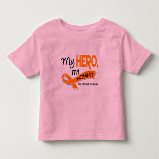 MS Multiple Sclerosis MY HERO MY MOMMY 42 Shirt