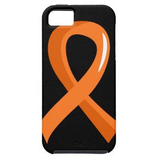 MS Orange Ribbon 3 iPhone 5 Case