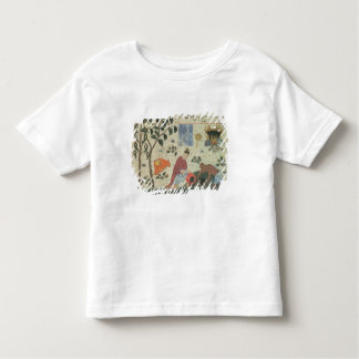 Ms Pers 332 Pepper tree and preparing pepper Toddler T-shirt
