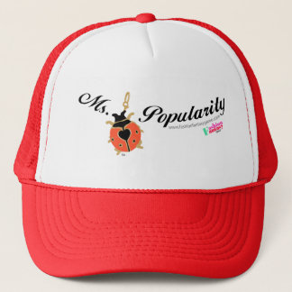 Ms. Popularity Trucker Hat